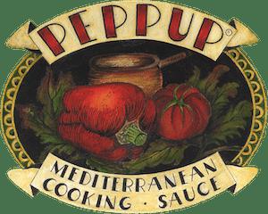 Peppup Sauce Logo
