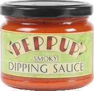 Dipping sauce smoky